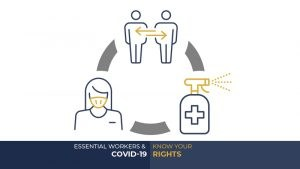 Essential Worker Rights Coronavirus Exposure at Work